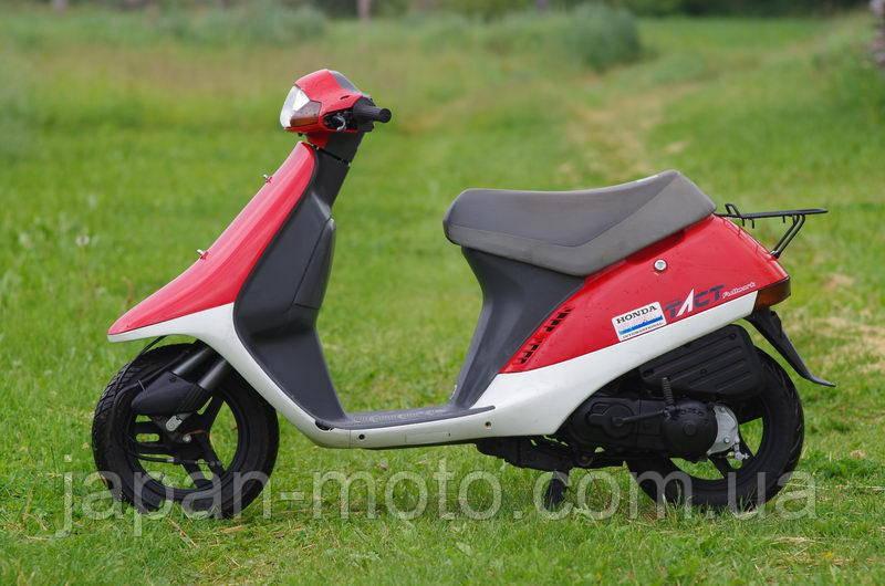 Скутер Хонда Такт 16 (красный)
