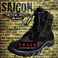 Кроссовки тактические  BLACK Летние