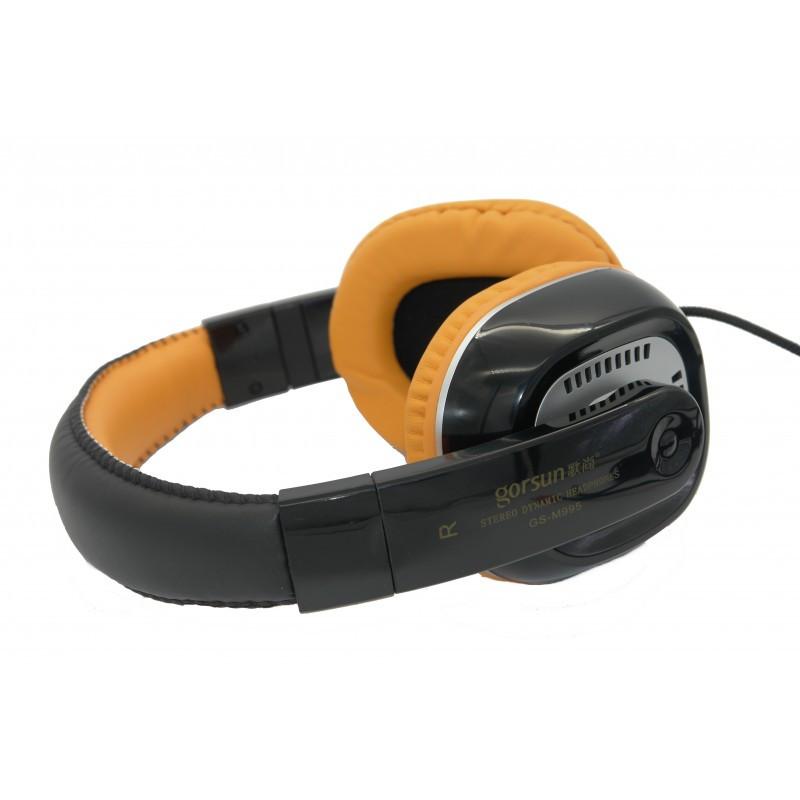 Наушники Gorsun GS-M995 vibrant orange