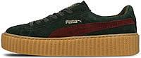 Женские кроссовки Rihanna x Puma Creeper Green