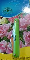 """Нож для прививки раскладной с пластмассовой рукояткой ТМ """"Оазис"""" №011С-1"""