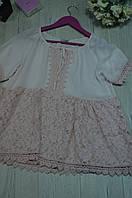Женская блуза хлопок с декором Italy, фото 1