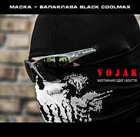 Маска - балаклава (ANTITERROR) Black VAMPIRE