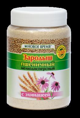 Зародыши пшеницы с эхинацеей - поливитаминное средство, для иммунитета, при простуде Новое время, 250 г