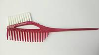 Кисть-расческа   для окрашивания волос., фото 1