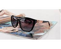 Солнцезащитные очки в стиле Guess (GU 7417 black) Lux