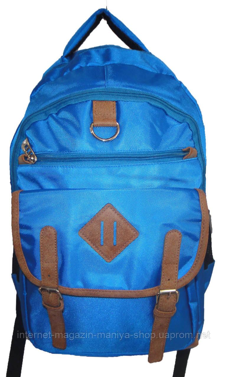 Рюкзак для мальчика 6669 карманы