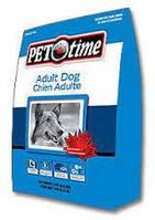Pet Time Adult Dog Food-сухой корм для взрослых собак 15кг