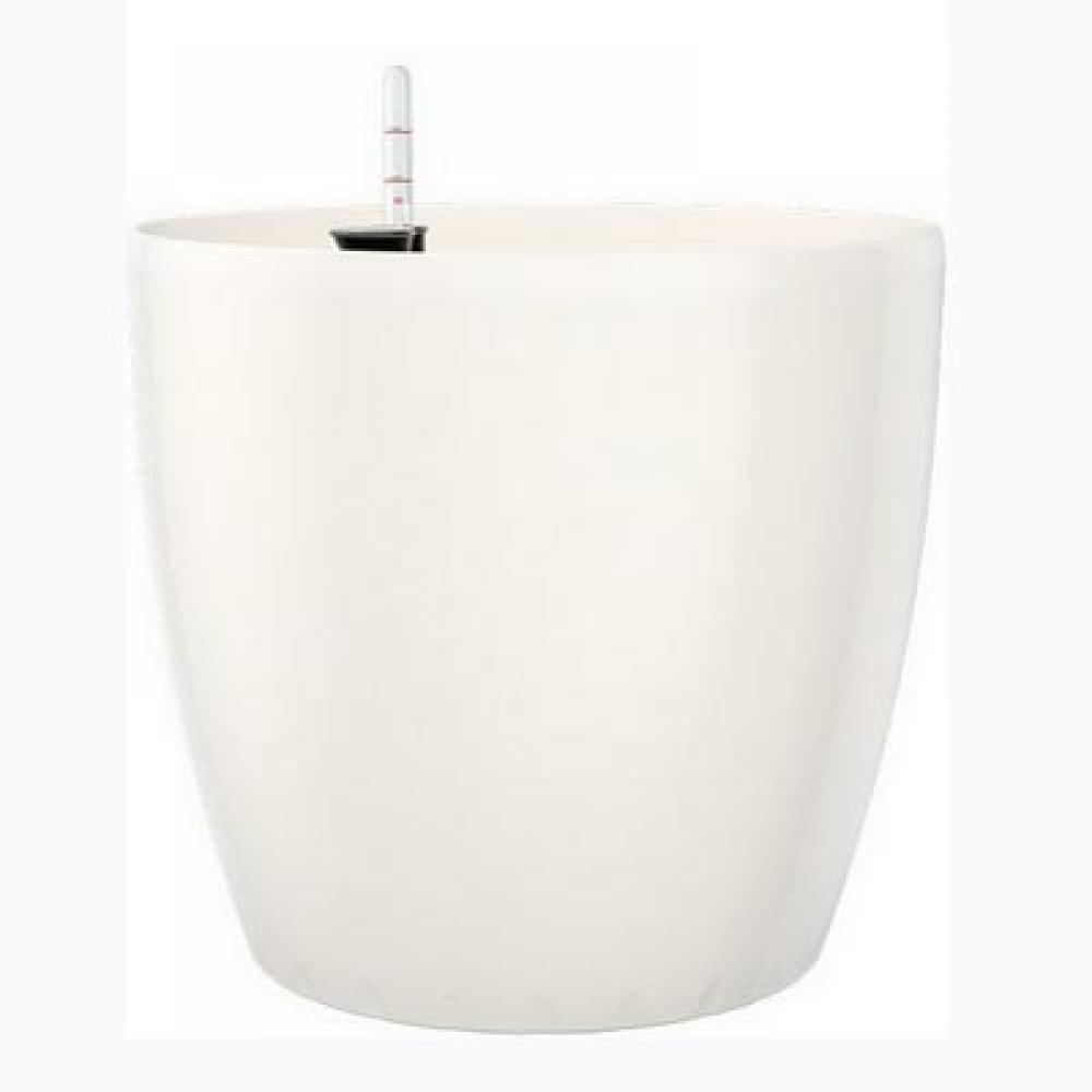 Цветочный горшок CASA BRILLIANT 22см (Белый)