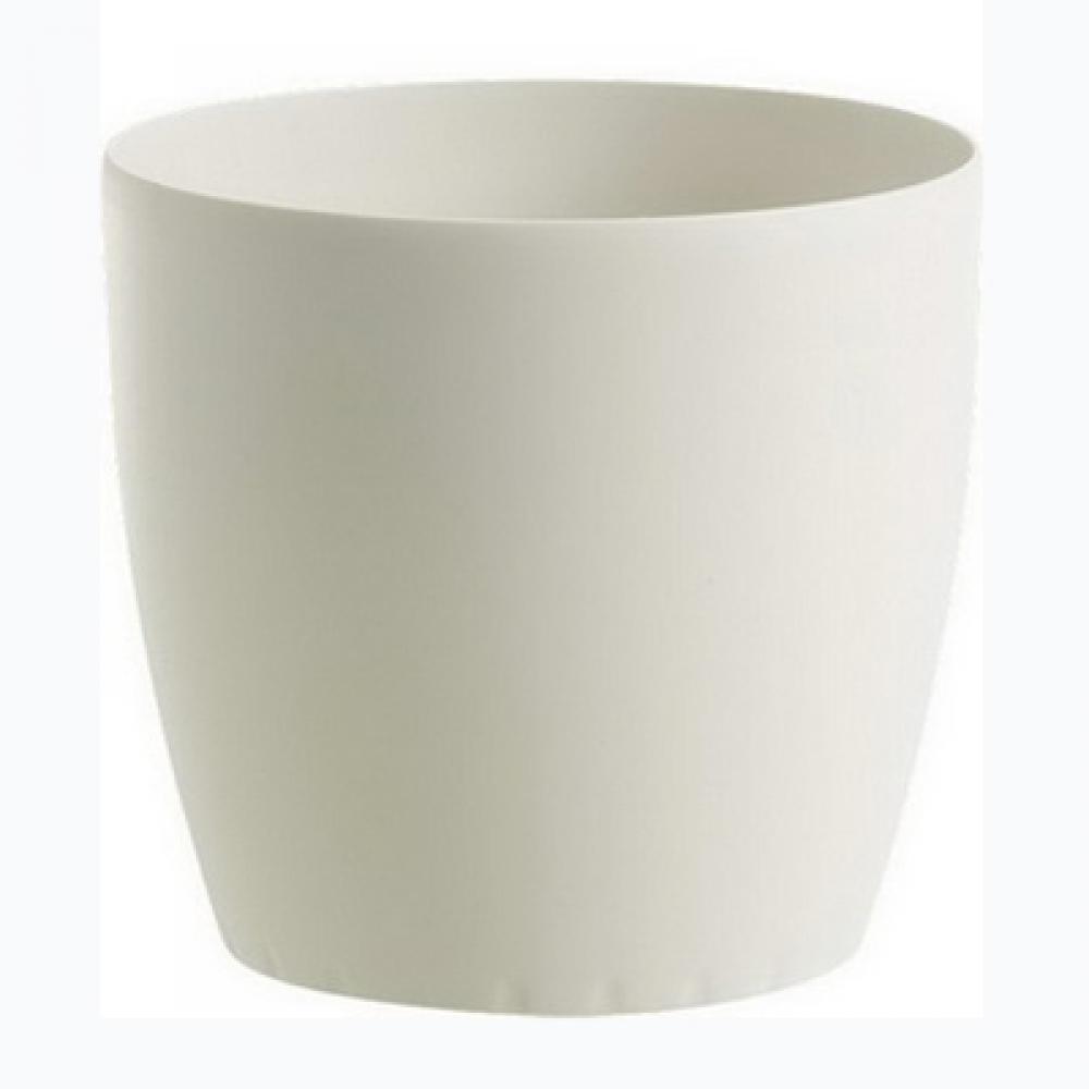 Цветочный горшок CASA 43см (Белый)