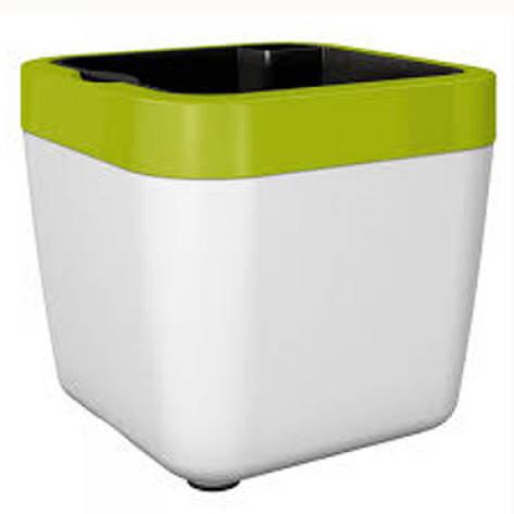 Цветочный горшок MYBOX 35 х 35 х 34см (Белый), фото 2