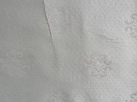 Матрасная ткань синтетический жаккард BFY 294-4 WHITE