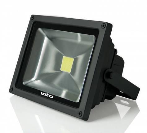 Светодиодный прожектор 30W 3000K 2700LM, фото 2