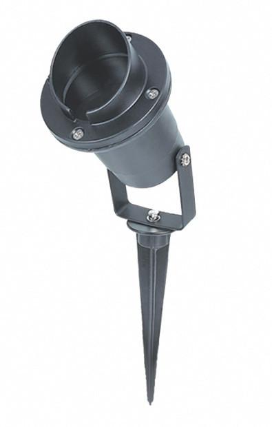 Светильник 50Вт G5.3 садово-парковый GROUND 003 Delux