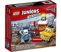 LEGO® Juniors Пит-стоп Гвидо и Луиджи 10732