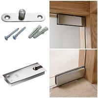 Набор UL (PT10/20/24) для одностворчатых и двухстворчатых дверей без фрамуги. PT 10/20/24/ BTS 65 EN 4, ФОП 90
