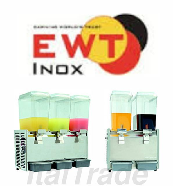 Сокоохладители EWT INOX(Германия)