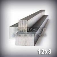 Шпоночный материал 12х8 сталь 45 ГОСТ 8787-68 (DIN 6880) метровый