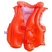 Надувной жилет Intex Красный (58671)