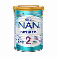 Смесь Nestle NAN 2 с 6 месяцев 400 г NAN 1000009