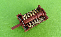 """Переключатель пятипозиционный 850607 / 16А / 250V / Т150 для электроплит """"HANSA""""   GOTTAK, Barcelona (Spain), фото 1"""