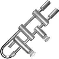 Спусковое устройство Крок Решетка сталь 4б