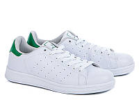 Кроссовки подросток Restime PWB17558 white-green