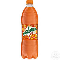 Напиток Миринда Апельсин безалкогольный сильногазированный 1000мл