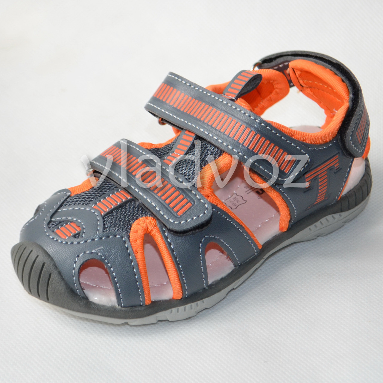 Босоножки сандалии для мальчика на мальчиков мальчику Tom.M оранж Спорт 28р.