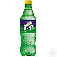 Напиток Спрайт безалкогольный сильногазированный пластиковая бутылка 500мл