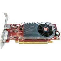 Видеокарта ATI Radeon HD 3470 256MB GDDR3, 64-bit, PCI-E (низкопрофильная) комиссионный товар