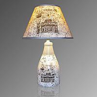 Лампа настольная, прикроватная  069 с