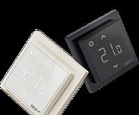 Терморегулятор DEVIreg Smart Pure White, Black, Ivory