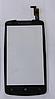 Оригинальный тачскрин / сенсор (сенсорное стекло) для Lenovo A630T (черный цвет)