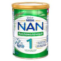 Смесь Nestle Кисломолочный 1 с рождения 400 г NAN 1000009