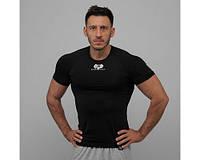 Компресс. футболка Sportfaza Premium Black XXL