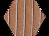Пробковый компенсатор (порожек), 7 и 10 мм, RG-110 Ваниль