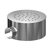 Донный слив для бассейнов D 200 мм из нержавеющей стали