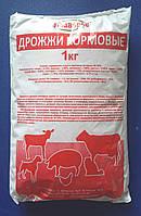 Дрожжи кормовые Протеин 39%, 32 кг,  белково-витаминная добавка в корм