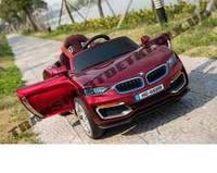 Детский электромобиль BMW 6688P Красный
