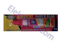 """Супер клей """"АВС"""" фирмы OlabclO - Ваш идеальный выбор для клейки древесины, резины, пластмасс и даже металла!"""