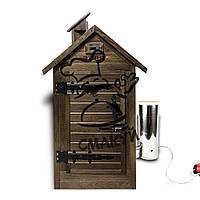 Деревянная универсальная электрокоптильня Мини-2 от ТМ Смакуй