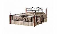 Кровать двуспальная металлическая 1,8 AT-9181 QB, Киев