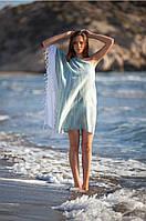 Пляжная туника Barine - Marble Yesil зелёная