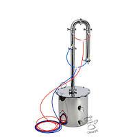 Профессиональный Дистиллятор самогонный аппарат Эксперт 30 л