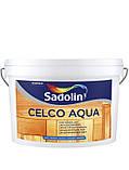 Celco Aqua 10 3л - матовий панельний акриловий лак, фото 2