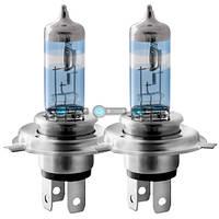 Галогеновые лампы Brevia H4 Max Power + 100% 12V 60/55W