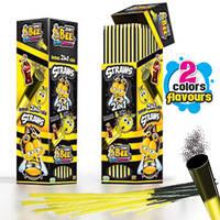 JOHNY BEE® Straws Cola & Lemon