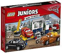 LEGO® Juniors Гараж смоуки 10743