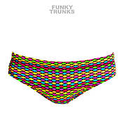 Funky Trunks Colour Cubes FT35 - хлоростойкие мужские плавки, фото 1